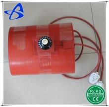 trade assurance products 55 Gallon drum heaters(250*1740*1.5mm,220v,2000w,with digital display temperature controller)