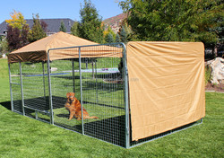 High Quality Portable Dog Kennel Fence Panel