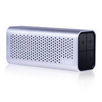 Cube Portable Wireless Bluetooth Stereo Speaker Built in Hands Free Speakerphone and Rechargable Battery,Clear and Crispy Sound