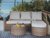 2015 new design outdoor cane patio outdoor rattan furniture