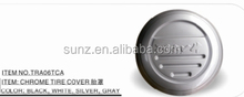 TRADE ASSURANCE SUPPLIER SPARE TIRE COVER CHROMED FOR TOYOTA RAV4 1996 - BEST SELLING CAR ACCESSORIES