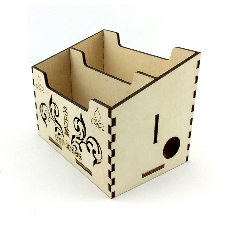 Wholesale diy laser cut wooden business card boxes buy business business card box 1g reheart Image collections