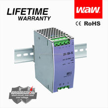 DR-120-12 constant voltage Din Rail power supply 12v 10a 120w with CE ROHS