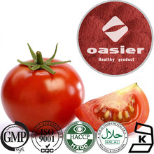Factory supplier Natural Plant Extract ISO Kosher Certificate 1% 10% Lycopene Green Tomato Extract Lycopene