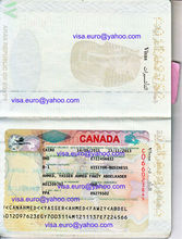 Canada work permit 2 year with job