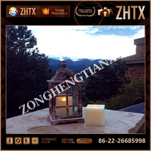 Brand new outdoor decorative carved candle factroy direct