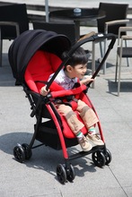 Pushchair with Big Air Wheels and EN Certificate baby carriers