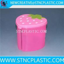 strawberry plastic napkin paper holder tissue box