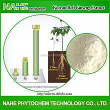 Low Pesticide Residues Korean Ginseng Extract Korean Red Ginseng Extract Adjust Diabete