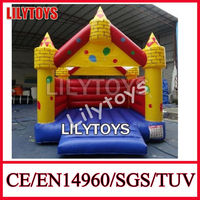 Lilytoys Specialized cute inflatable bouncer castle for sale