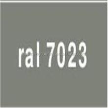 Epoxy/Polyester type RAL7023 Concrete grey Powder Coating
