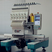 Exoprt Cap Embroidery Machine