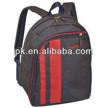 Simple de poliéster bolsa de la escuela/mochila para los niños