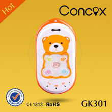 SOS cellphone GK301 small tracking device for children