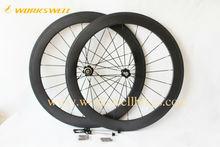 台湾自転車ホイール、 60カーボンロードバイクのホイール、 フルカーボンの自転車の車輪
