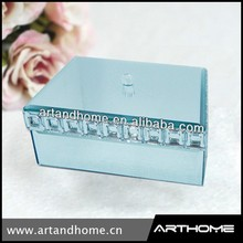 jewelry box Acrylic ring box(milky way jewelry also provide various kinds of Beads,jewelry) 1114-002