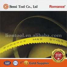 BENXI TOOL Bandsaw blade for cutting saw machine