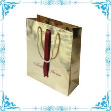aluminium foil paper bag