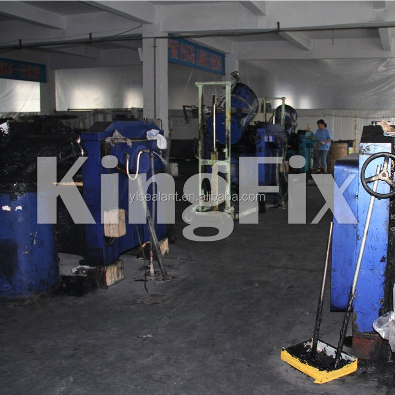 Kingfix S805 Acetic aquarium mechanical using silicone rubber sealant