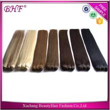 2015 Aliexpress Hair Brazilian Virgin Human Hair weft/weaves for Black/White, Grade 7a Virgin Brazilian Straight Hair Wholesale
