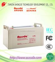 High Quality Deep Cycle Battery 12v 120ah deep cycle Solar battery