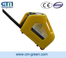 CM3000A R134A/R410A/R407C/R22 Portable residential A/C refrigerant covery machine /refrigerant recharge unit price