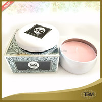 Domestic candle fragrance