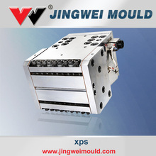 XPS foam sheet extrusion die /xps mould sheet board die head