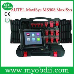 2015 newest version car diagnose scanner autel ds908,Autel maxisys pro ms908p,autel maxisys ms908 pro+wifi Auto diagnostic tool