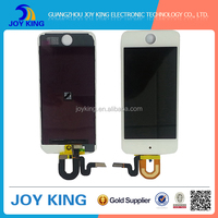 best quality front panel lcd display for ipod touch 5 lcd low price