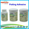 High quality black potting sealant adhesive for magnetic ring fixed