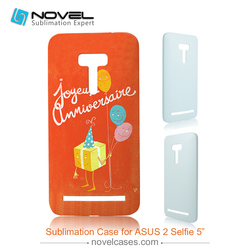 Funky sublimation mobile phone case for Asus 2 selfie
