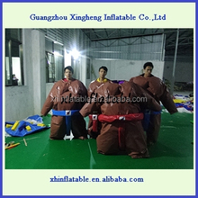 Popular inflatable games!!! 2012 sumo suits for sale for kids and adults