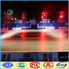 Synthetic basketball court flooring, abrasion resistance PVC flooring