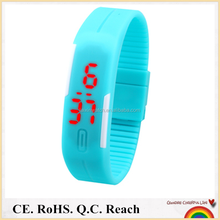 The fashion boy or female lovers sports led watch