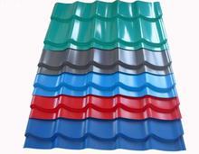 Caliente venta corrugado de cubierta de acero, Barato de la venta para techos de chapa de acero de construcción Metarial