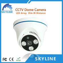 HD Outdoor IR Network CCTV 720P Security IP Dome Camera Surveillance System
