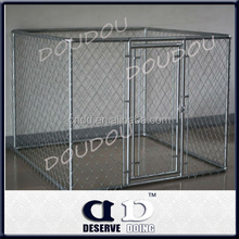 Temporary large dog fence/temporary chain link dog fence
