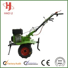 Reliable Quality Rotary Tiller Cultivator Mini Farm Tractor Plow