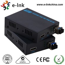 94.5*73*26mm Dimension HDMI to Fiber Converter