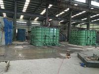 box culvert concrete pipe making machine