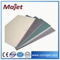 Alibaba de China fábrica de Changzhou Aluwecan alta calidad Aluwecan / Panel compuesto de aluminio ( acp ) colorido