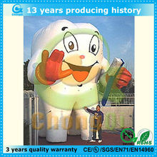 cheap giant inflatable tooth model