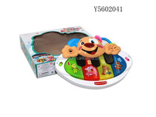 funny electronic organ puppy appease piano baby toy Y5602041