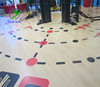 Gym mat,synthetic gym flooring, PVC gym flooring