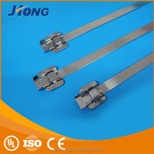 Naked releasable type cable ties