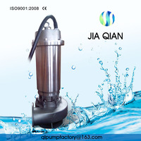 Explosion-proof Stainless Steel Submersible water Pump