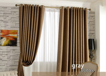 2015 hot sale new design textile fabrics cotton drapery on sale