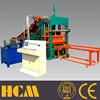 QT4-15 clc block machine cement interlocking brick machine price