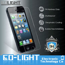 Best Cool New Hard Cell Phone for iPhone 5 buff Screen Protectors Premium Tempered Glass